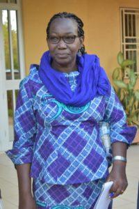 Pr Yvonne BONZI Coordonnatrice-sud du Projet