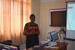 Madame Kabou KAMBOUKADIO