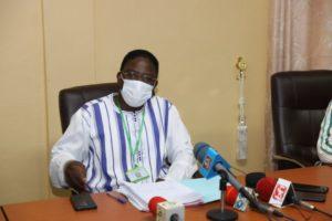 Pr Rabiou CISSE Président de l'université Joseph KI-ZERBO