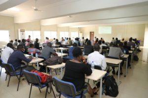 Deuxième Session de formation des enseignants