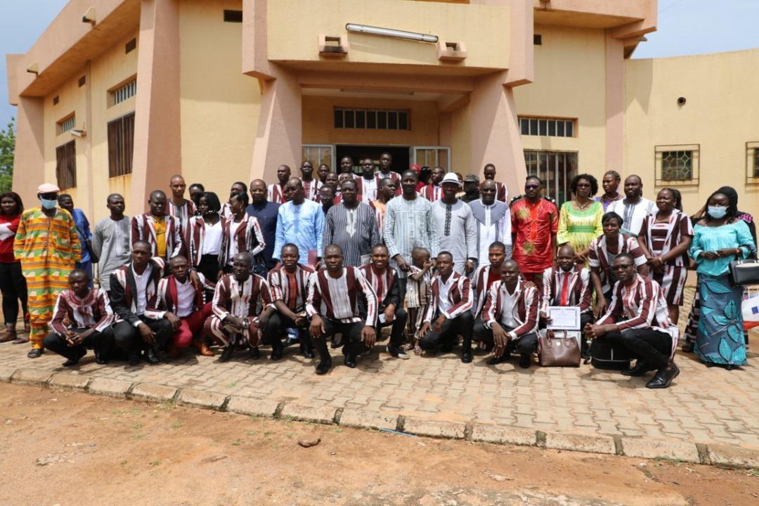 ISSDH : sortie de promotion de 43 cadres de jeunesse et des sports