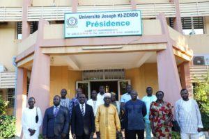 le CESAG et l'Université Joseph KI-ZERBO