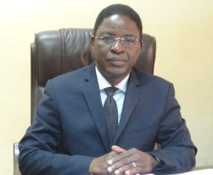 Président de l'Université Joseph KI-ZERBO