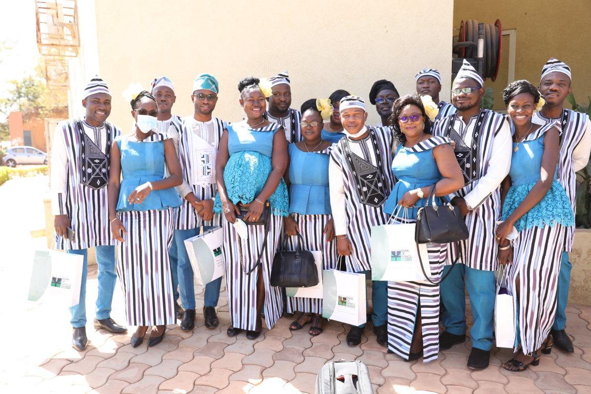 Cérémonie de sortie de la 16ème promotion des gynécologues obstétriciens formés au Burkina Faso
