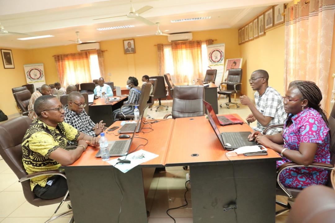 Atelier d'élaboration de la grille d'autoévaluation institutionnelle de l'Université Joseph KI-ZERBO