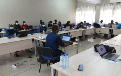 Atelier régional de formation sur les outils numériques de collecte et d'analyse des données