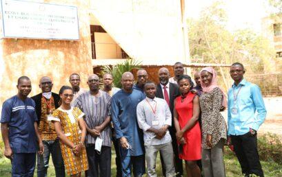 Visite du Dr Ananou