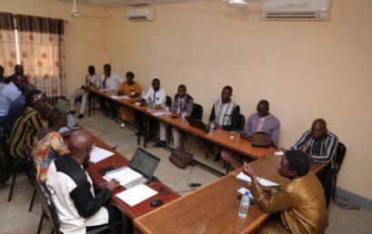 Gouvernance : Tournée du président dans les Centres universitaires de Kaya et de Ziniaré