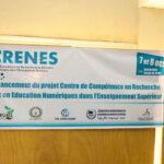 Lancement du projet Centre de Compétence en Recherche et en Education Numériques dans l'Enseignement Supérieur (CCRENES)