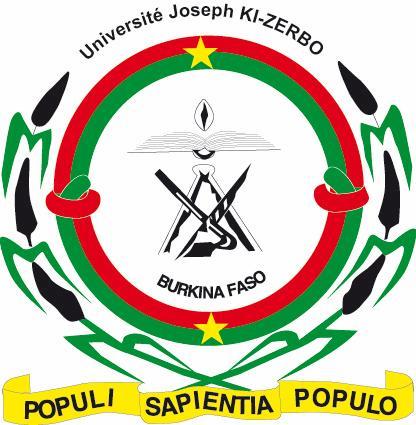 Les offres de formations à l'Université Joseph KI-ZERBO