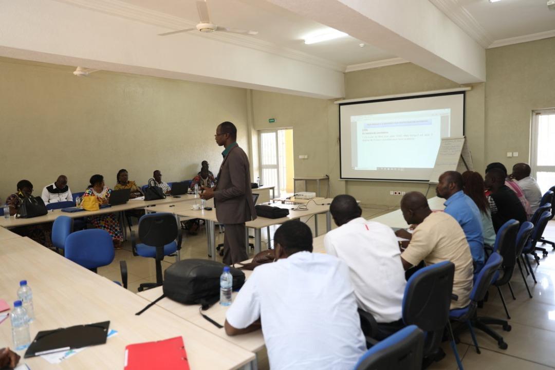 Renforcement de capacités : un atelier de formation initié au profit des acteurs de la chaîne de la commande publique de l'Université Joseph KI-ZERBO