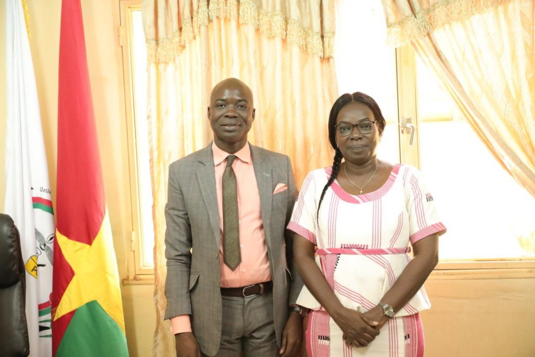 Coopération culturelle : Vers un partenariat entre les FAMA et l'Université Joseph KI-ZERBO
