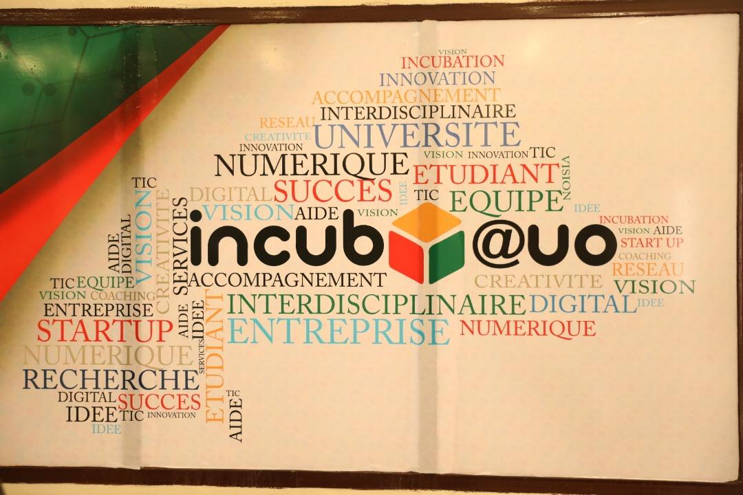 Entrepreneuriat & Innovation : Le Président inaugure le nouvel espace de l'incubateur digital incub@uo