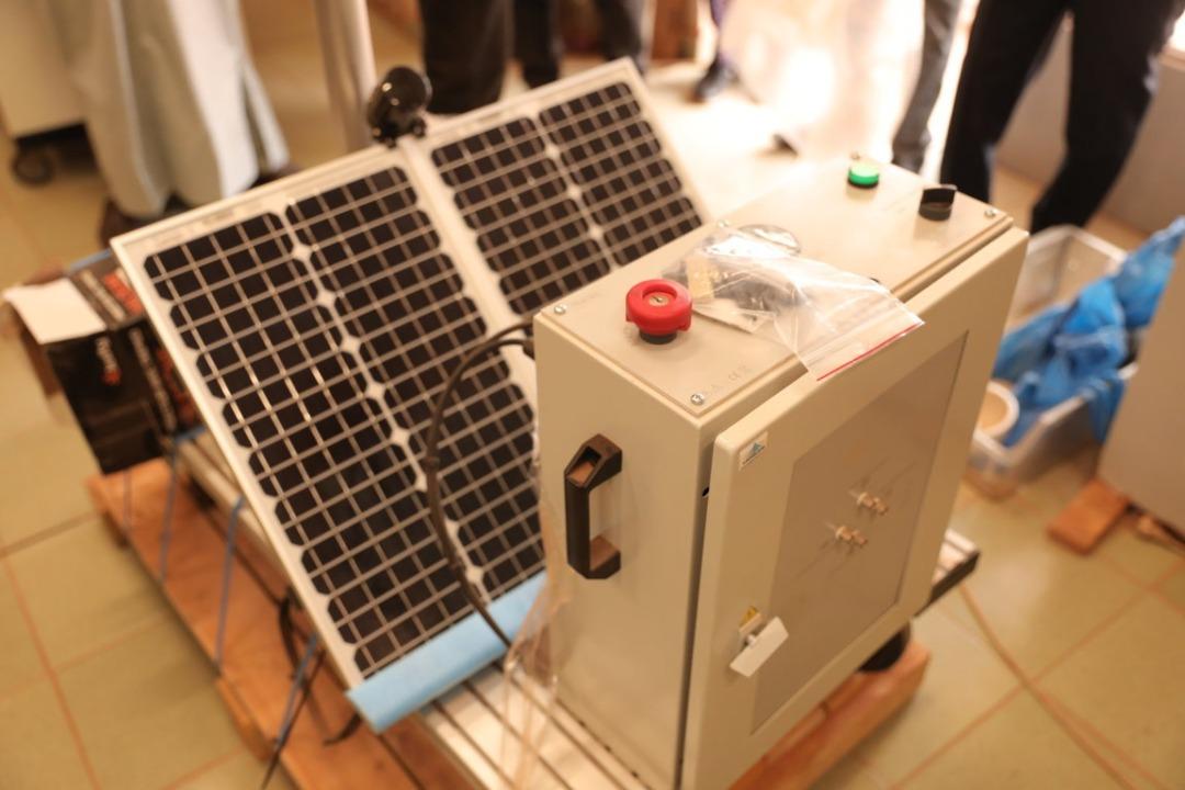 Don de matériels au Laboratoire de Physique et de Chimie de l'Environnement de l'Université Joseph KI-ZERBO